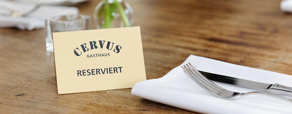 Gasthaus Cervus in Plochingen – immer einen Besuch wert!